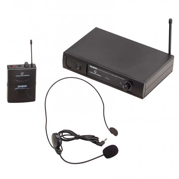 Bezvadu UHF mikrofona sistēma WF-U11PB