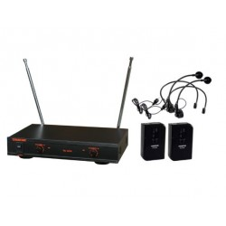 Wireless VHF Microphone System TS-6310PP