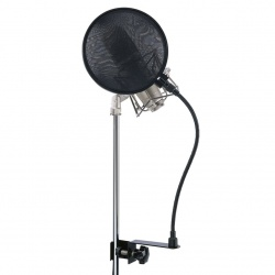 Pop filter on gooseneck LD Systems D914