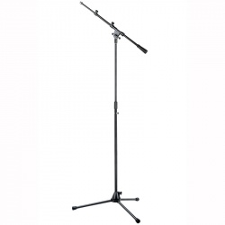Soundsation Microphone boom stand SMICS-200BK
