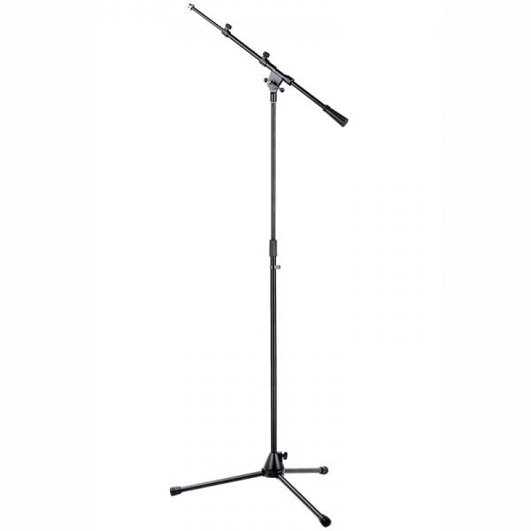Soundsation Microphone boom stand SMICS-200BK