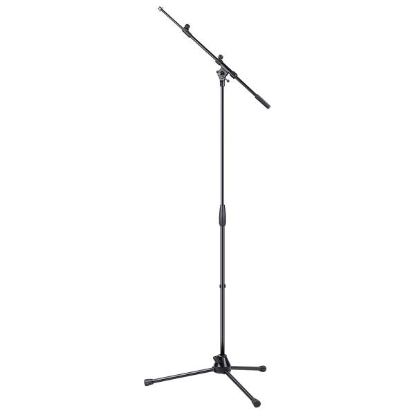Soundsation Microphone boom stand SMICS-120-BK