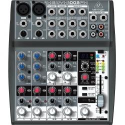 Behringer mixer Xenyx 1002-FX