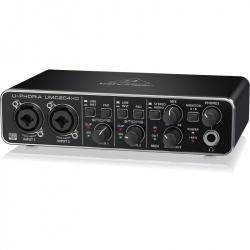 Behringer USB Audio Interface U-Phoria UMC204HD
