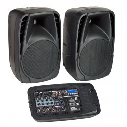 Portable stereo PA system Blueport FX