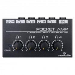 Headphone amplifier Pocket-Amp