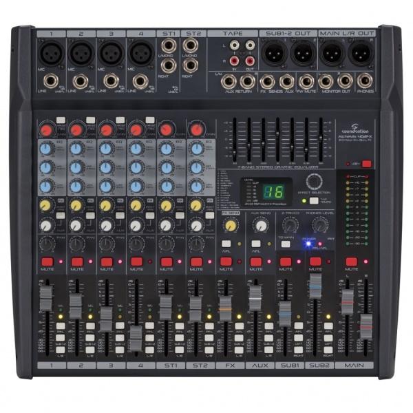 8-Channel High Quality Mixer Alchemix-402-FX