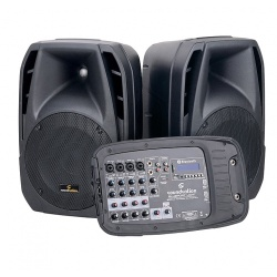 Akustiskā sistēma Blueport Light PA