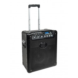 Portable PA system MONTY-8/BT Bluetooth