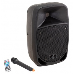 Active Speaker with MP3/ Bluetooth GO-SOUND 8AMW (250W)