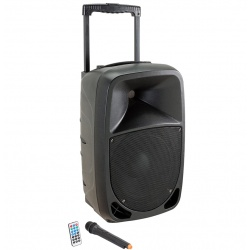 Active Speaker with MP3/ Bluetooth GO-SOUND 10AMW (360W)