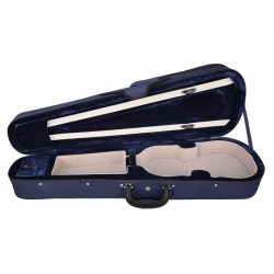 4/4 Size Violin Hard Case VC-1344-BU