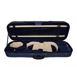 4/4 Size Violin Hard Case VC-41-BU