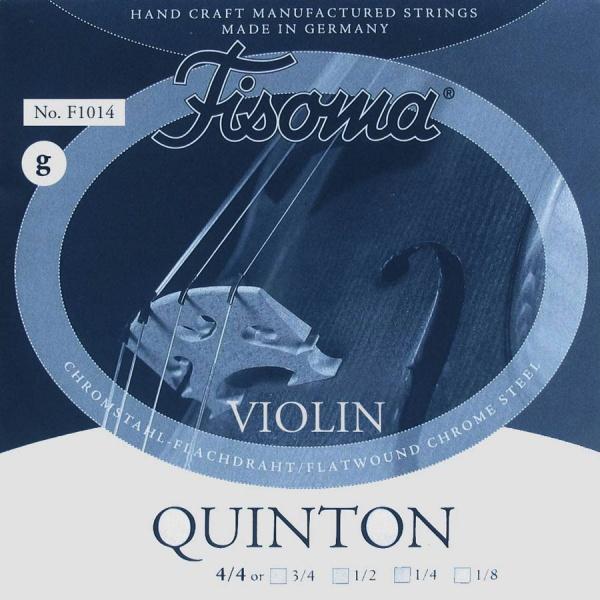 Fisoma Quinton violin string F-1014 (G-4)