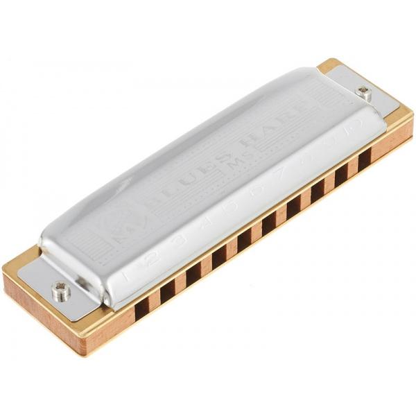 Mutes harmonikas Hohner Blues Harp MS C