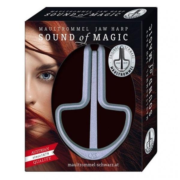 Schwarz mouth harp D-21-SOM