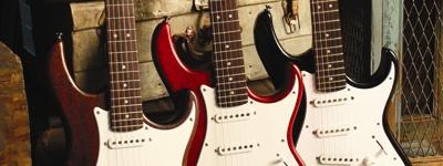 Jaunums - Cort G100 elektriskās ģitāras