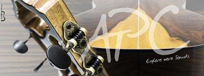 Jaunums - APC ģitāras un ukuleles