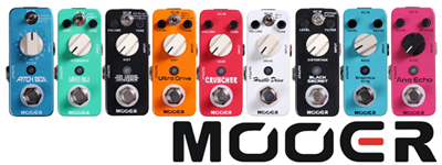 Mooer Audio - Small, Smart and Original