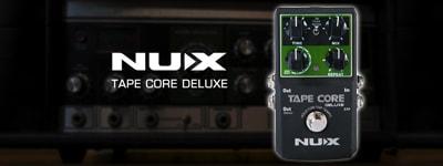 Jaunums - NUX Tape Core Deluxe pedālis