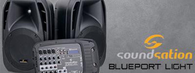 Jaunums - Blueport Light portatīvā sistēma