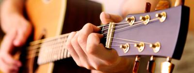 Ģitāras akordi un to spēlēšana