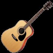 Akustiskās ģitāras (105)